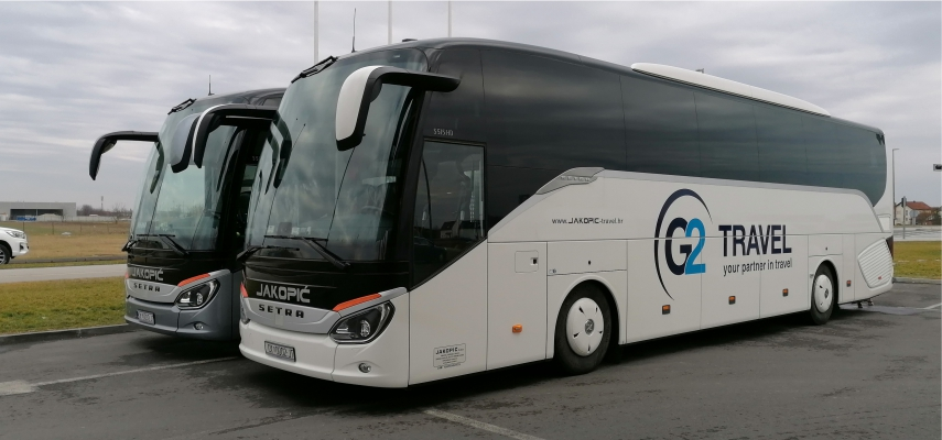 Oslikavanje autobusa FOLIJA CENTAR